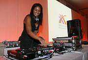DJ Beverly Bond at The National CARE Mentoring Movement Gala held at ESPACE on December 2, 2008 in NYC..National CARES is a mentor-recruitment movement that works ti fill the pipeline of youth-supporting organizations throughout the country with mentors. Its mission is to save a generation by outting a caring adult in the life of every at-risk child and those who have already fallen in peril.