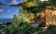 Villa, Seaview and garden - Goldeneye Jamaica