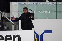 May 3, 2019 - Turin, Italy - Torino coach Walter Mazzarri during the Serie A football match n.35 JUVENTUS - TORINO on 03/05/2019 at the Allianz Stadium in Turin, Italy. (Credit Image: © Matteo Bottanelli/NurPhoto via ZUMA Press)