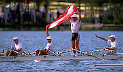 Peter Spurrier Sports  Photo<br />email pictures@rowingpics.com<br />Tel 44 (0) 7973 819 551<br />Photo Peter Spurrier<br />WRC Lake Tampere AUT M4X