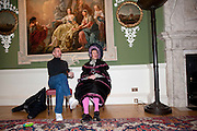 ERIC GREAT-REX; GRAYSON PERRY, Founding Fellows 2010 Award Ceremony. Foundling Museum on Monday  8 March