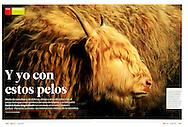 Publication: MUY INTERESANTE (Spain), No.359, April 2011, Photography by Heidi & Hans-Jürgen Koch/heidihanskoch.com