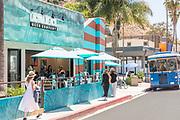 Laguna Beach Transit Makes a Stop at Laguna Beach Beer Company on Laguna Canyon Rd