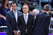 Carmelo Paternico'<br /> Grissin Bon Reggio Emilia - Banco di Sardegna Sassari<br /> Lega Basket Serie A 2016/2017<br /> Reggio Emilia 08/10/2016<br /> Foto Ciamillo-Castoria