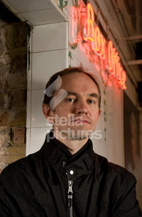 Picture by Daniel Hambury. .23/8/11.Opera director, John Fulljames pictured at the Young Vic Theatre in London.