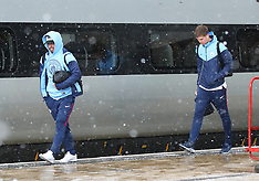 Manchester City Team Sighting - 1 March 2018