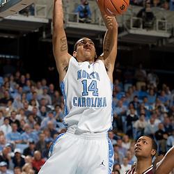 2009-01-07 College of Charleston at North Carolina Tar Heels basketball