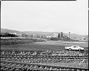 "Ackroyd 16965-07 ""Oregon Steel Mills. Aerials & ground photos. Rivergate. October 23, 1970."" ("