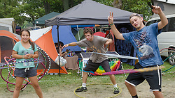 At The Gathering of the Vibes 1 August 2014. Photo by James R Anderson