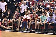 DESCRIZIONE : Milano Lega A 2014-15 EA7 Emporio Armani Milano vs Banco di Sardegna Sassari playoff Semifinale gara 7 <br /> GIOCATORE : tifosi<br /> CATEGORIA : tifosi<br /> SQUADRA : EA7 Emporio Armani Milano<br /> EVENTO : PlayOff Semifinale gara 7<br /> GARA : EA7 Emporio Armani Milano vs Banco di Sardegna SassariPlayOff Semifinale Gara 7<br /> DATA : 10/06/2015 <br /> SPORT : Pallacanestro <br /> AUTORE : Agenzia Ciamillo-Castoria/GiulioCiamillo<br /> Galleria : Lega Basket A 2014-2015 Fotonotizia : Milano Lega A 2014-15 EA7 Emporio Armani Milano vs Banco di Sardegna Sassari playoff Semifinale  gara 7 Predefinita :