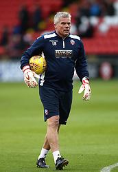 Bolton Wanderers first team goalkeeping coach Lee Butler