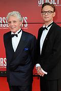 Premiere van de musical Jersey Boys gaat in het Beatrix Theater, Utrecht.<br /> <br /> Op de foto:  Jacques d' Ancona