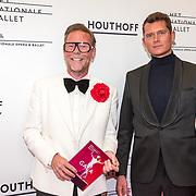 NLD/Amsterdam/20190910 - Het Nationale Ballet Gala 2019, Bastiaan van Schaik en Pim