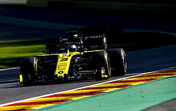 August 30, 2019, Spa-Francorchamps, Belgium: Motorsports: FIA Formula One World Championship 2019, Grand Prix of Belgium, ..#3 Daniel Ricciardo (AUS, Renault F1 Team) (Credit Image: © Hoch Zwei via ZUMA Wire)