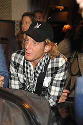 LAPO ELKANN at a party hosted by Allegra Hicks to launch Lapo Elkann's fashion range in London held at Allegra Hicks, 28 Cadogan Place, London on 14th November 2007.<br /><br />NON EXCLUSIVE - WORLD RIGHTS