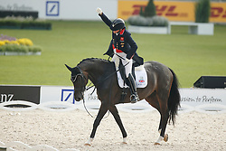 Bigwood Fiona, (GBR), Atterupgaards Orthilia<br /> European Championships - Aachen 2015<br /> © Hippo Foto - Dirk Caremans<br /> 12/08/15