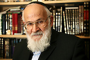 Rabbi Eliyahu Avichail writer of many books in Hebrew including his latest 'The tribes of Israel, the lost and the dispersed'. He is also the founder of Amishav and as dedicated his life to research and activity on behalf of the dispersed of Israel.