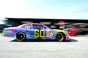 May 10-11, 2013 - Darlington SC NASCAR Sprint Cup. Travis Pastrana<br /> Image © Getty Images. Not available for license.