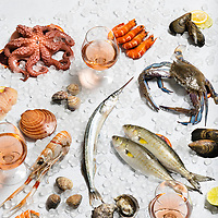 AAA White Seafood Cover
