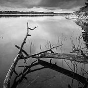 I närheten av Nynäshamn i Lövuddens naturområde
