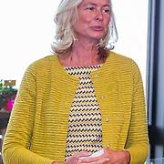 NLD/Zoetermeer/20170904 -  Opening week Alfabetiseringsweek, voorzitter Stichting Lezen & Schrijven, Merel Heimens Visser