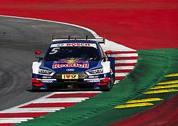 September 23, 2017 - Spielberg, Austria - Motorsports: DTM 08 Spielberg 2017 Red Bull Audi RS 5 DTM #5 (Audi Sport Team Abt Sportsline), Mattias Ekstrom  (Credit Image: © Hoch Zwei via ZUMA Wire)