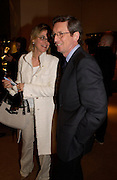 Sophie and David Montgomery. Book party for LAST VOYAGE OF THE VALENTINA by Santa Montefiore (Hodder & Stoughton) Asprey,  New Bond St. 12 April 2005. ONE TIME USE ONLY - DO NOT ARCHIVE  © Copyright Photograph by Dafydd Jones 66 Stockwell Park Rd. London SW9 0DA Tel 020 7733 0108 www.dafjones.com