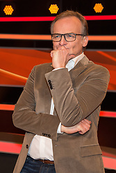 """19.02.2016, Huerth, GER, Settermin, Paarduell, im Bild Moderator Frank Plasberg // during a photocall for the German TV-Show """"Paarduell"""" in Huerth, Germany on 2016/02/19. EXPA Pictures © 2016, PhotoCredit: EXPA/ Eibner-Pressefoto/ Schüler<br /> <br /> *****ATTENTION - OUT of GER*****"""