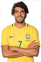 "Football Conmebol_Concacaf - <br />Copa America Centenario Usa 2016 - <br />Brazil National Team - Group B - <br />Ricardo Izecson dos Santos Leite "" Kaka """