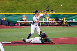 05 August 2020:  during a Kernel League Baseball game at Corn Crib Stadium on the campus of Heartland Community College in Normal Illinois