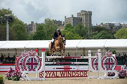 Whitaker John, GBR, Talisman De Mazure<br /> CSI5* Jumping<br /> Royal Windsor Horse Show<br /> © Hippo Foto - Jon Stroud