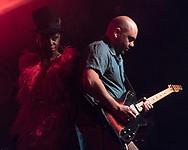 British trip-hop band Morcheeba at Gibson Club during the W-Festival in Frankfurt