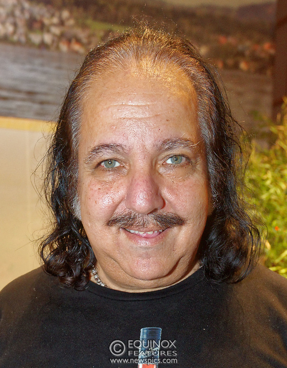 Berlin, Germany - 18 October 2012<br /> Porn star Ron Jeremy promoting his 'Ron Jeremy' brand of rum at the Venus Berlin 2012 adult industry exhibition in Berlin, Germany. Ron Jeremy, born Ronald Jeremy Hyatt, has been an American pornographic actor since 1979. He faces sexual assault allegations which he strenuously denies. There is no suggestion that any of the people in these pictures have made any such allegations.<br /> www.newspics.com/#!/contact<br /> (photo by: EQUINOXFEATURES.COM)<br /> Picture Data:<br /> Photographer: Equinox Features<br /> Copyright: ©2012 Equinox Licensing Ltd. +448700 780000<br /> Contact: Equinox Features<br /> Date Taken: 20121018<br /> Time Taken: 12334852