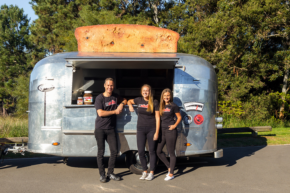 nutella road trip with the nighthawk diner