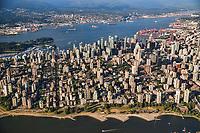 Sunset Beach Park & City of Vancouver