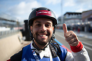 June 10-16, 2019: 24 hours of Le Mans. Luca Martini , morning warmup