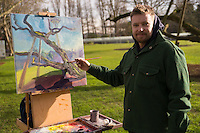 """ETHAN (4/100): """" 'The day is coming when a single carrot, freshly observed, will set off a revolution.' """" - Paul Cezanne"""
