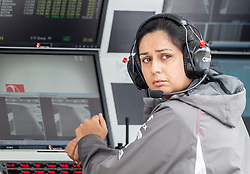 21.06.2014, Red Bull Ring, Spielberg, AUT, FIA, Formel 1, Grosser Preis von Österreich, Qualifying, im Bild Monisha Kaltenborn (Chief Executive Officer, Sauber Motorsport AG) // during the Qualifying of the Austrian Formula One Grand Prix at the Red Bull Ring in Spielberg, Austria, 2014/06/21, EXPA Pictures © 2014, PhotoCredit: EXPA/ JFK