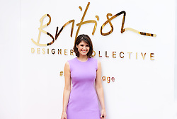© London News Pictures. 20/05/2015. Gemma Arteton.<br /> Britsh Designers Collective. Celebrities  launch 6-week pop up shop at Bicester Village. Celebrities launching the 6-week event called the British Designers Collective in which a pop-up shop has been installed to sell one of pieces from up and coming designers. Photo credit: Richard Cave/LNP
