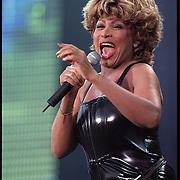 18-07-2000-Groningen, stadspark het laatste optreden van de 60 jarige Tina Turner in Nederland.<br /> Foto: Sake Elzinga