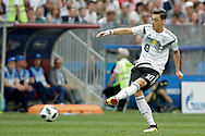 Mesut Oezil of Germany during the 2018 FIFA World Cup Russia, Group F football match between Germany and Mexico on June 17, 2018 at Luzhniki Stadium in Moscow, Russia - Photo Thiago Bernardes / FramePhoto / ProSportsImages / DPPI