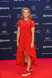 Diede De Groot arriving to the Laureus Sports Awards 2019 ceremony at the Sporting Monte-Carlo in Monaco on February 18, 2019. Photo by Marco Piovanotto/ABACAPRESS.COM