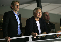 Bobby Hull of Canada?s 1976 Canada Cup team, that players are in Hockey Hall of Fame,at Canada - USA game at IIHF WC 2008 in Halifax, on May 06, 2008 in Metro Center, Halifax, Nova Scotia, Canada. Germany won 4:2. (Photo by Vid Ponikvar / Sportal Images)