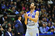 DESCRIZIONE : Sassari Lega A 2012-13 Dinamo Sassari Lenovo Cantù Quarti di finale Play Off gara 5<br /> GIOCATORE : Drake Diener<br /> CATEGORIA : Protesta<br /> SQUADRA : Dinamo Sassari<br /> EVENTO : Campionato Lega A 2012-2013 Quarti di finale Play Off gara 5<br /> GARA : Dinamo Sassari Lenovo Cantù Quarti di finale Play Off gara 5<br /> DATA : 17/05/2013<br /> SPORT : Pallacanestro <br /> AUTORE : Agenzia Ciamillo-Castoria/M.Turrini<br /> Galleria : Lega Basket A 2012-2013  <br /> Fotonotizia : Sassari Lega A 2012-13 Dinamo Sassari Lenovo Cantù Play Off Gara 5<br /> Predefinita :