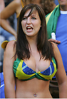 Fan Brasilien , fans illustrasjon<br />