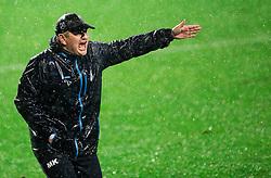 Matjaz Kek, head coach of HNK Rijeka during football match between HNK Rijeka and HNK Hajduk Split in Round #15 of 1st HNL League 2016/17, on November 5, 2016 in Rujevica stadium, Rijeka, Croatia. Photo by Vid Ponikvar / Sportida