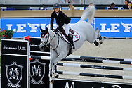Georgina Bloomberg riding Paola during the Longines Paris Eiffel Jumping 2018, on July 5th to 7th, 2018 at the Champ de Mars in Paris, France - Photo Christophe Bricot / ProSportsImages / DPPI