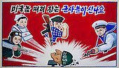 Americans seen by North Korean's
