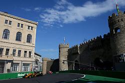 June 23, 2017 - Baku, Azerbaijan - Motorsports: FIA Formula One World Championship 2017, Grand Prix of Europe, .#27 Nico Hulkenberg (GER, Renault Sport F1 Team) (Credit Image: © Hoch Zwei via ZUMA Wire)