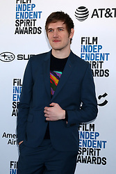 February 23, 2019 - Santa Monica, CA, USA - LOS ANGELES - FEB 23:  Bo Burnham at the 2019 Film Independent Spirit Awards on the Beach on February 23, 2019 in Santa Monica, CA (Credit Image: © Kay Blake/ZUMA Wire)